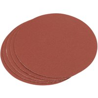 Draper Self Adhesive Sanding Discs 150mm 120g Pack of 5