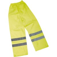 Draper Hi Vis Over Trousers L