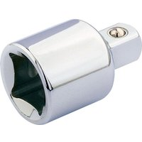 Draper Expert Socket Converter 3/8 Female 1/4 Male