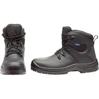 Draper Mens Waterproof Safety Boots Black Size 8