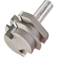 Trend Off Set Tongue and Groover Router Cutter 47.5mm 30mm 1/2
