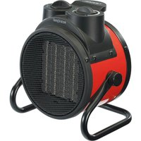 Draper PTC Electric Space Heater 240v
