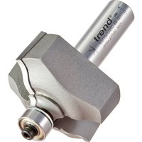 Trend Roman Ogee Edge Mould Router Cutter 45mm 25 4mm 1 2