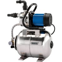 Draper BP3 Stainless Steel Booster Pump 240v