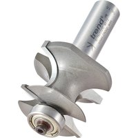 Trend Corner Bead Bearing Guided Router Cutter 38 1mm 34 7mm 1 2
