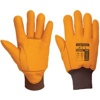 Portwest Antarctica Insulatex Lined Gloves Tan L