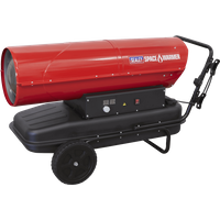 Sealey AB3412 Kerosene   Diesel Space Heater 240v