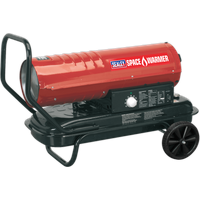 Sealey AB7081 Paraffin and Diesel Space Heater