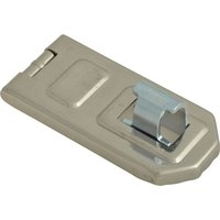 Abus 140 Series Diskus Hasp & Staple 120mm