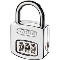 Abus 160 Series Combination Padlock 40mm Standard
