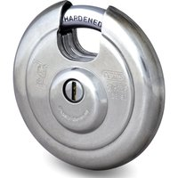 Abus 26 Series Diskus Stainless Steel Bodied Padlock 90mm Standard