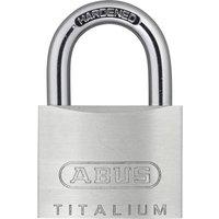 Abus 54TI Series Titalium Padlock Pack of 2 Keyed Alike 40mm Standard