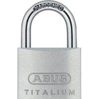 Abus 64TI Series Titalium Padlock 25mm Standard