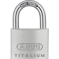 Abus 64TI Series Titalium Padlock 35mm Standard
