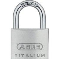 Abus 64TI Series Titalium Padlock Pack of 4 Keyed Alike 40mm Standard