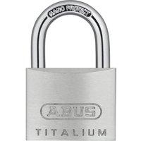 Abus 64TI Series Titalium Padlock Keyed Alike 50mm Standard 6511