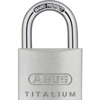 Abus 64TI Series Titalium Padlock Keyed Alike 60mm Standard 6607