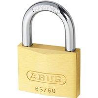 Abus 65 Series Compact Brass Padlock 60mm Standard
