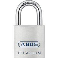 Abus 80TI Series Titalium Padlock 40mm Standard