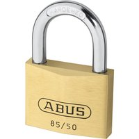 Abus 85 Series Classic Brass Padlock Keyed Alike 50mm Standard 2747