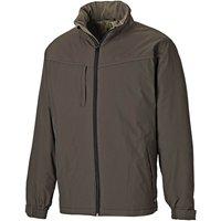 Dickies Mens Hartville Waterproof Jacket Dark Moss M