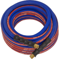 Sealey Extra Heavy Duty Air Line Hose 8mm 10m