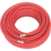 Sealey Heavy Duty Air Line Hose 8mm 20m
