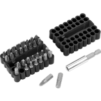 Sealey AK110 Bit and Magnetic Adaptor Set