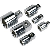 Sealey 6 Piece Socket Adaptor Set
