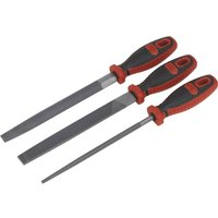 Sealey 3 Piece Engineers File Set