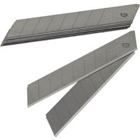 Sealey Snap Off Knife Blades Pack of 10