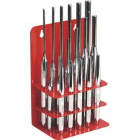 Sealey 19 Piece Pin & Taper Punch Set