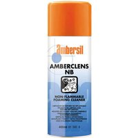 Ambersil Amberclens Anti Static Foaming Cleaner Aerosol 400ml