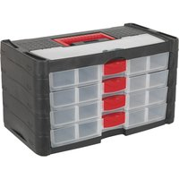 Sealey 4 Drawer Stackable Compartment Organiser