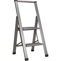 Sealey Trade Aluminium Step Ladder 2
