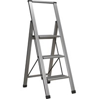 Sealey Trade Aluminium Step Ladder 3
