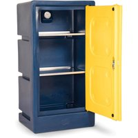 Armorgard Chemcube Plastic Secure Chemical Materials Cabinet 695mm 515mm 1310mm