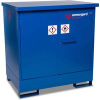 Armorgard Drumbank Secure Enclosed Drum Store 1385mm 1075mm 1345mm
