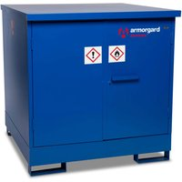 Armorgard Drumbank Secure Enclosed Drum Store 1420mm 1345mm 1290mm