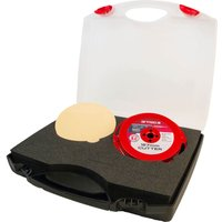 Armeg 127mm Diameter Plug Solid Board Cutter Set
