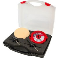 Armeg 127mm Diameter Complete Solid Board Cutter Set