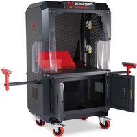 Armorgard Cuttingstation Chopsaw Workstation 1 4m