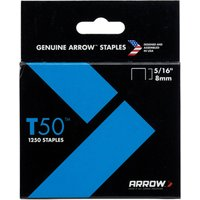Arrow T50 Staples 8mm Pack of 1250