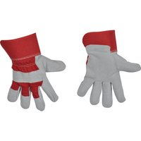 Avit Rigger Gloves Red & Grey L Pack of 1