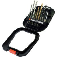 Black & Decker 16 Piece Drill & Screwdriver Bit Set