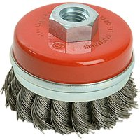Black & Decker Twist Knot Wire Cup Brush 65mm M14 Thread