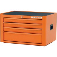 Bahco 4 Drawer Tool Top Chest Orange