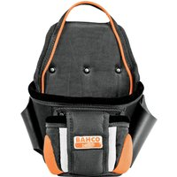Bahco Two Pocket Fixings Tool Pouch