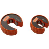 Bahco Automatic Pipe Cutter Twin Pack 15mm / 22mm