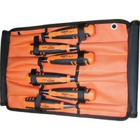Bahco 424 6 Piece Bevel Edge Wood Chisel Set